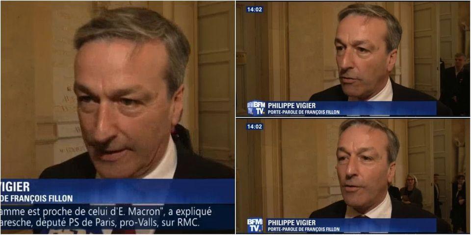 """Penelope Gate : pour Philippe Vigier, porte-parole de Fillon, """"les puissants ne sont plus protégés"""" en France"""