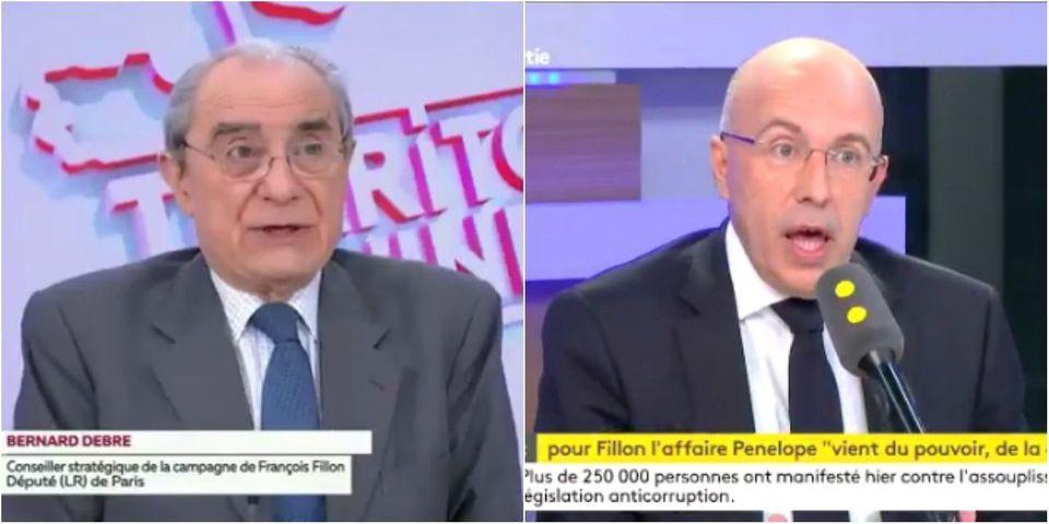 Penelope Gate : sans preuve, Ciotti et Debré accusent Jouyet, Jean-Louis Nadal, l'Élysée et Macron d'être à la manoeuvre