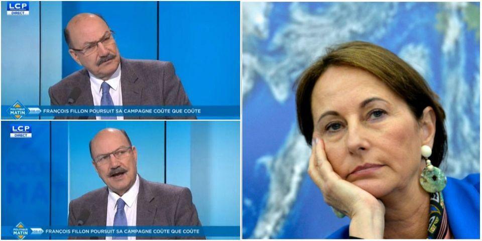 """Penelope Gate : un député LR s'en prend à Hollande qui """"a embauché comme ministre sa conjointe (Royal) avec un salaire de 10.000 euros"""""""