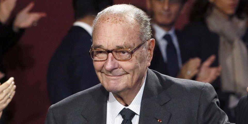 """Pensées émues des ténors de droite pour Jacques Chirac, hospitalisé pour """"une infection pulmonaire"""""""