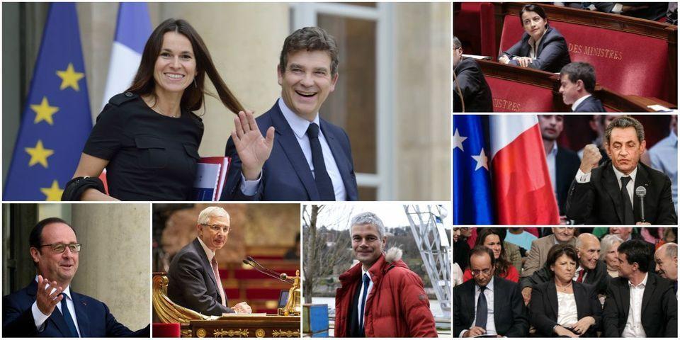 """""""Pepe"""" Manuel Valls, Laurent """"PHP"""" Wauquiez, François """"moi je"""" Hollande : le Top 8 des surnoms que les politiques se donnent entre eux"""