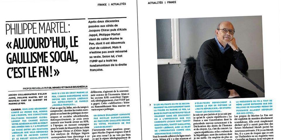 Le chef de cabinet de Marine Le Pen reproche à Rachida Dati et Nicolas Sarkozy de ne pas avoir donné à leurs enfants de prénoms français