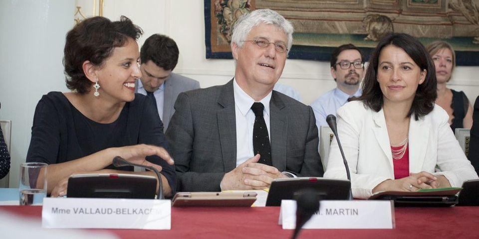 Philippe Martin applaudi par les écolos quand il annonce la fermeture de Fessenheim en 2016