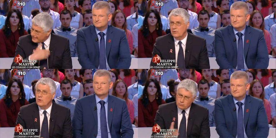 """Philippe Martin dénonce l'attitude de """"certains ministres"""" qui """"se sont essuyés les pieds sur Jean-Marc Ayrault"""""""