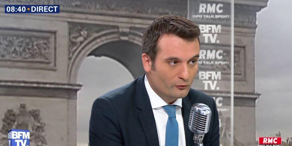 """Philippot refuse de quitter la présidence des Patriotes malgré la menace de Le Pen : """"On m'a mis un pistolet sur la tempe"""""""
