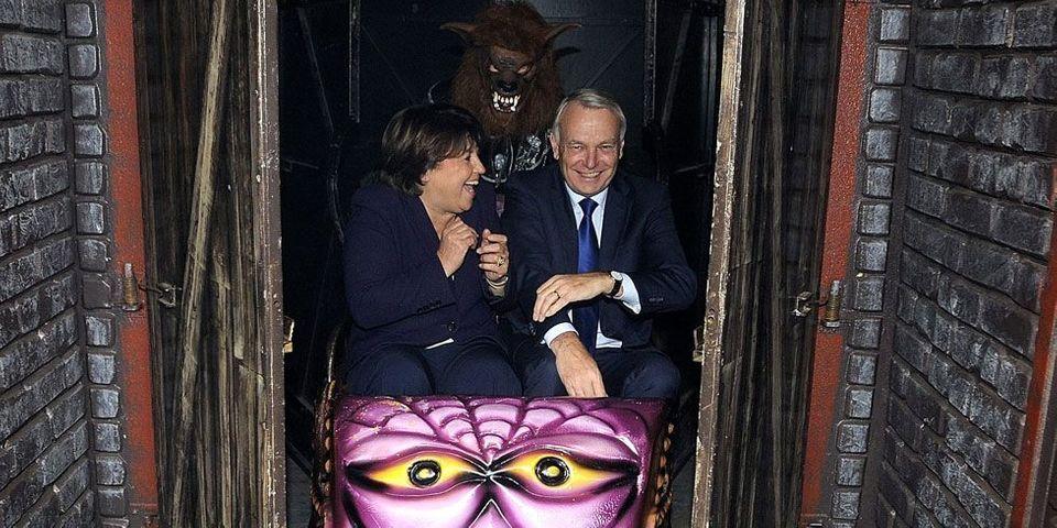 Photo du train fantôme de Lille : les regrets de Jean-Marc Ayrault