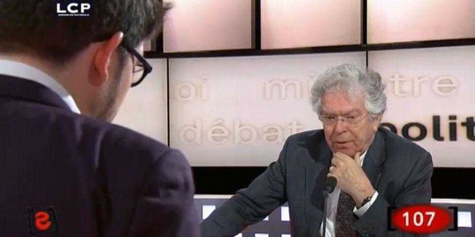 Pierre Joxe persuadé que les récépissés lors des contrôle d'identité seront mis en place durant le quinquennat