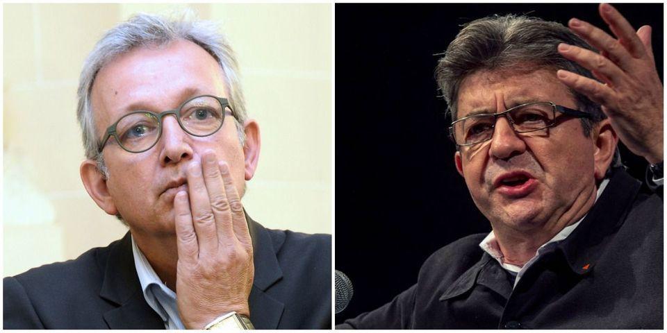 Pierre Laurent (PCF) regrette l'absence de Jean-Luc Mélenchon à la fête de l'Huma notamment pour les militants qui se sont mobilisés pour sa candidature