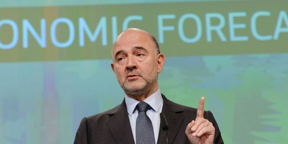"""Pierre Moscovici : """"Pour la présidentielle 2022, nous serons trois sur les rangs : Valls, Hidalgo et moi"""""""