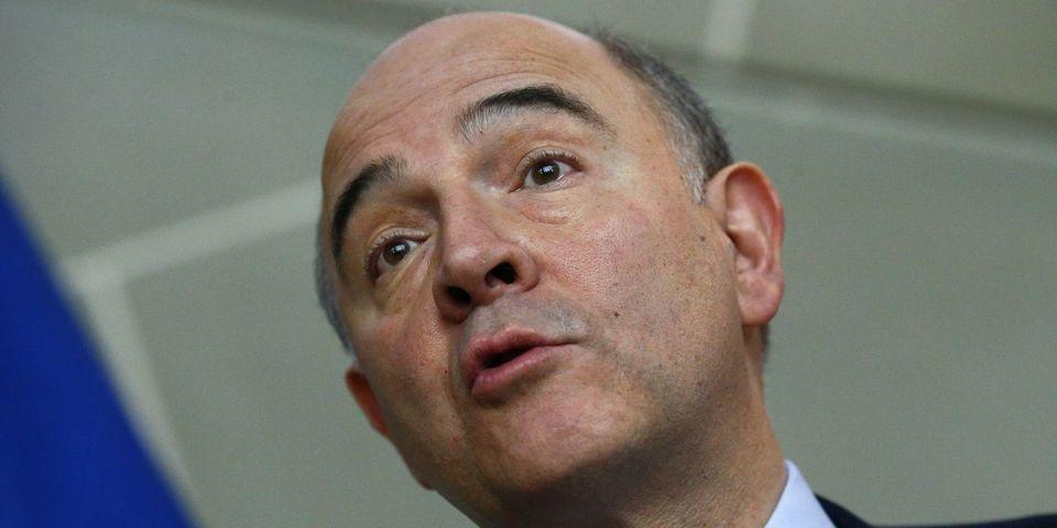 Pierre Moscovici suggère à l'eurodéputé socialiste qui l'a critiqué de quitter le PS