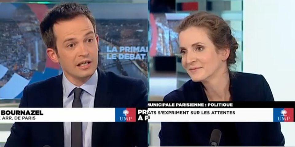 Pierre-Yves Bournazel se fait tirer les oreilles après un échange vif avec NKM