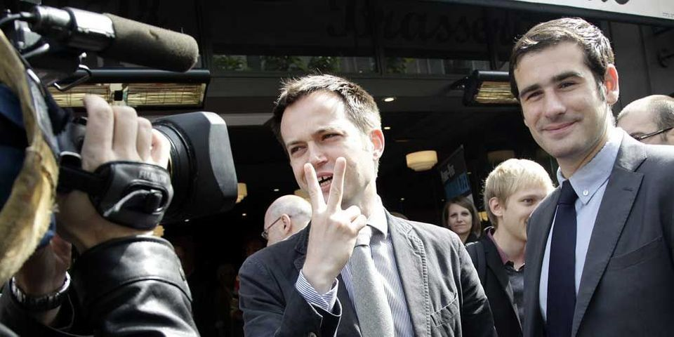 Pierre-Yves Bournazel veut créer la surprise... comme Bertrand Delanoë en 2001