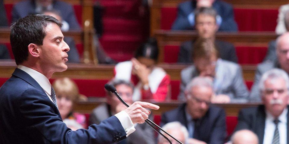 Plan d'économies de Manuel Valls : qui vote pour, qui vote contre