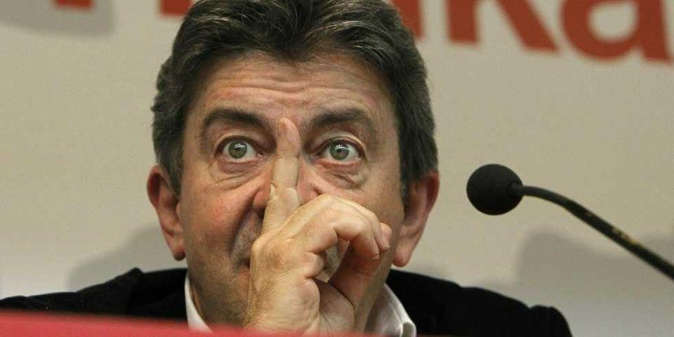 """""""Planqué"""", """"Glandu"""", """"Péquenaud"""" ... Jean-Luc Mélenchon part en guerre contre le journaliste Stefan de Vries"""