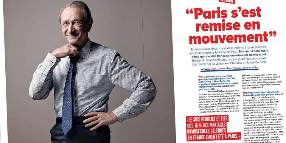 """PMA : Bertrand Delanöe plaide à nouveau pour ce """"vrai sujet"""" et rappelle qu'un """"quinquennat dure cinq ans"""""""