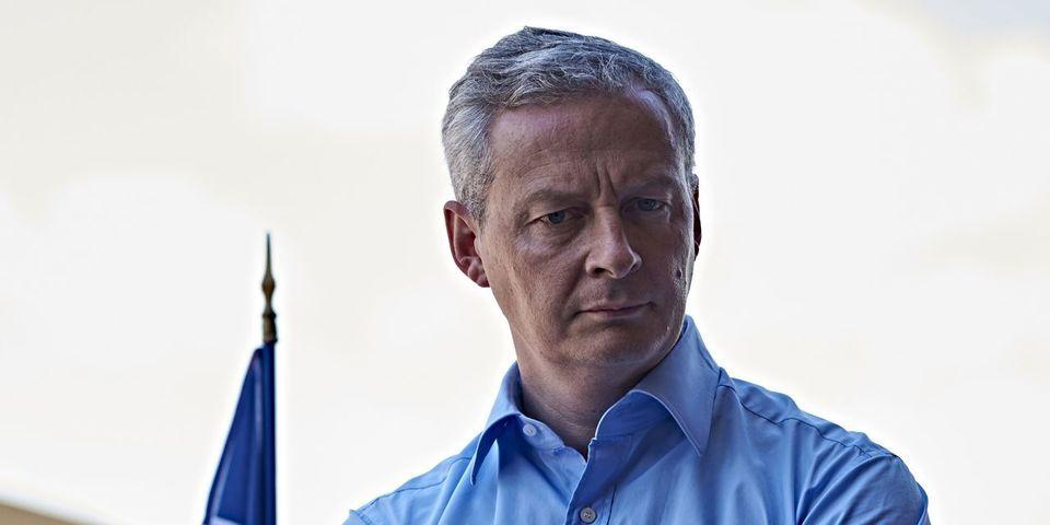 """Poisson et les """"lobbies sionistes"""" : pour Bruno Le Maire, saisir la Haute Autorité, c'est du """"ramdam"""""""