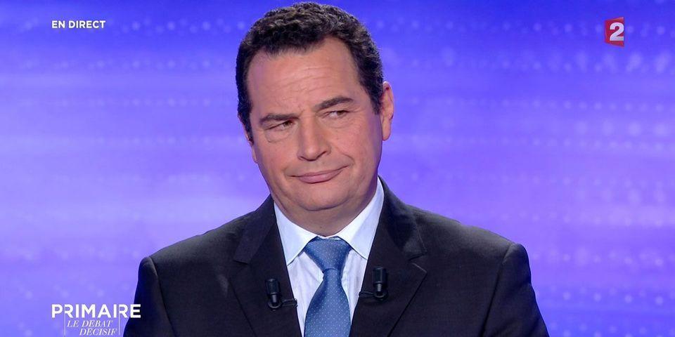 """Poisson reconnaît être l'auteur du """"c'est pas vrai"""" agacé pendant la question sur Takieddine posée à Sarkozy"""