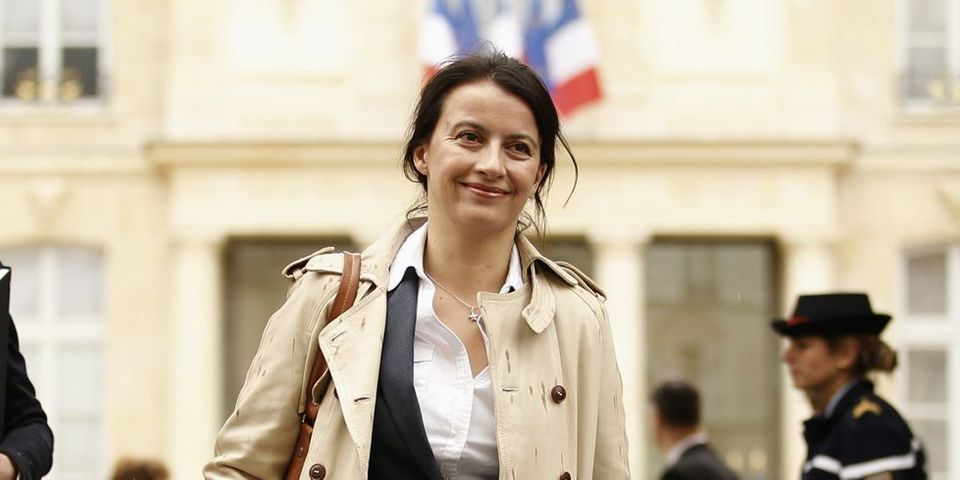 """Cannabis : Cécile Duflot s'en prend à """"l'UMP tendance lourdauds"""""""