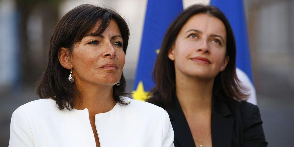 Pollution : Cécile Duflot juge scandaleuses les attaques d'Anne Hidalgo contre les Verts