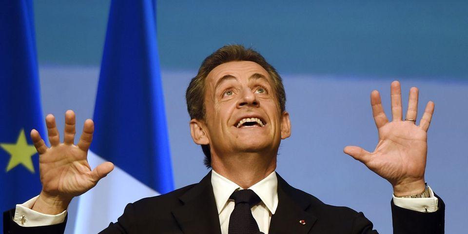 """Positive attitude : mis en examen, Nicolas Sarkozy estime que """"l'horizon s'éclaircit"""" pour lui"""
