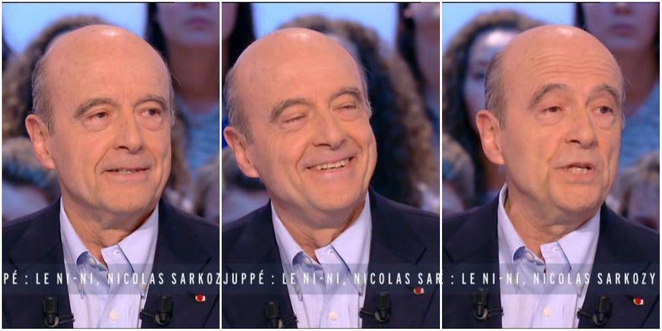 Pour Alain Juppé, il y a une grande différence entre lui et Nicolas Sarkozy : l'humour