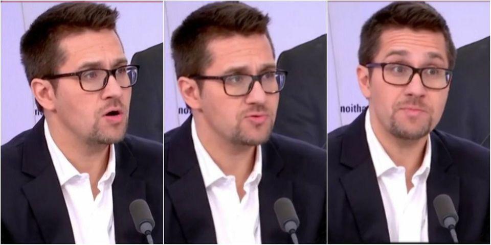 """Pour Alexis Bachelay, les électeurs qui ont choisi Mélenchon """"par défaut"""", par manque """"de candidat de gauche"""", vont rejoindre Hamon"""