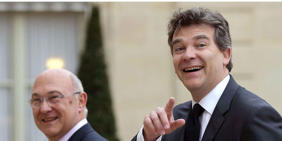 """Pour Arnaud Montebourg, la question des comptes publics est """"accessoire"""""""