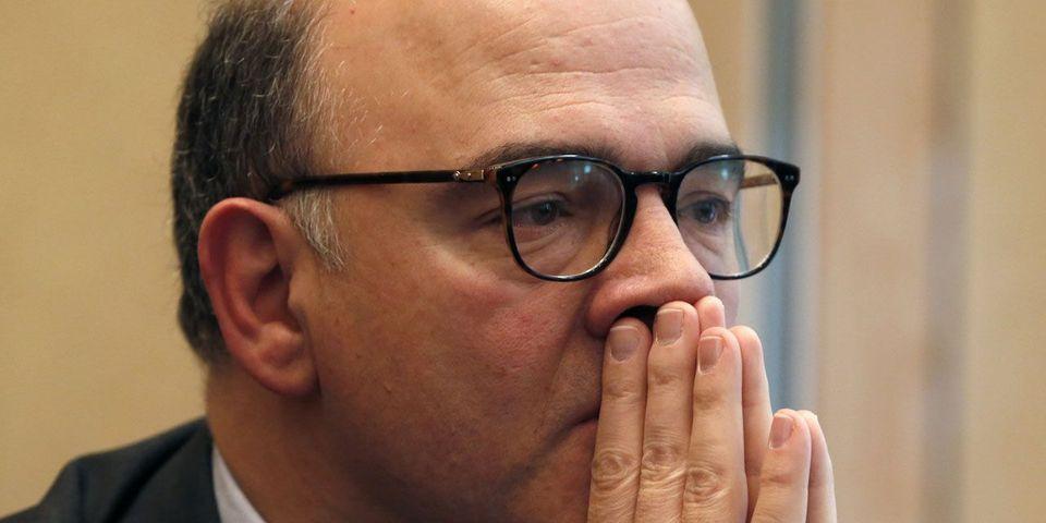 Pressenti pour devenir commissaire européen, Pierre Moscovici fait le service après-vente de son passage à Bercy