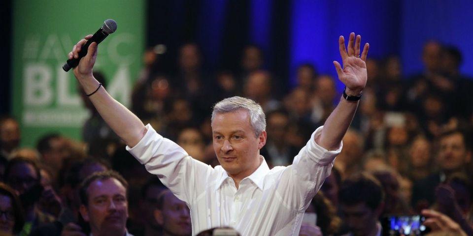 Pour attirer les jeunes, Bruno Le Maire fait organiser une soirée à son QG de campagne