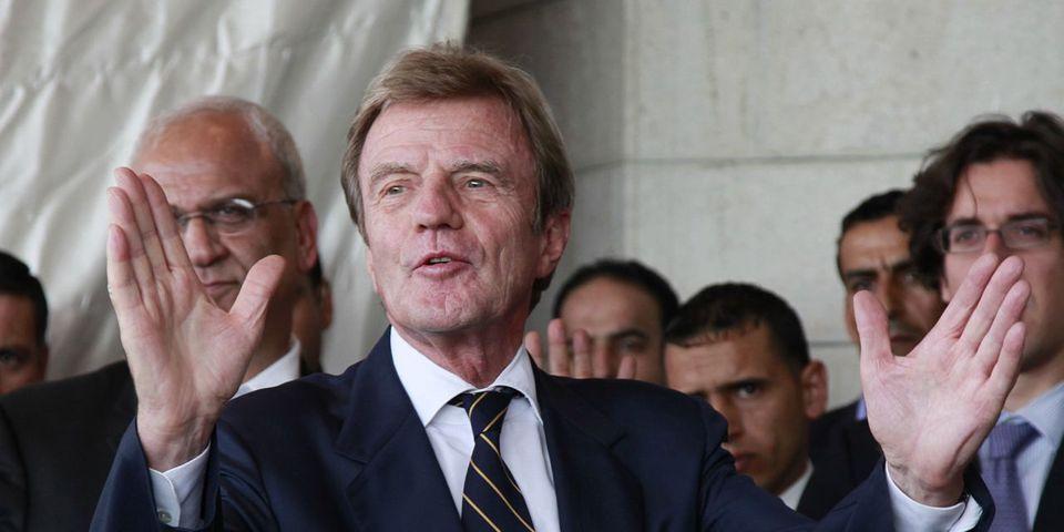 """Pour """"battre Marine Le Pen"""", Bernard Kouchner ne voit pas d'autre issue qu'une alliance... """"UMP/PS"""""""