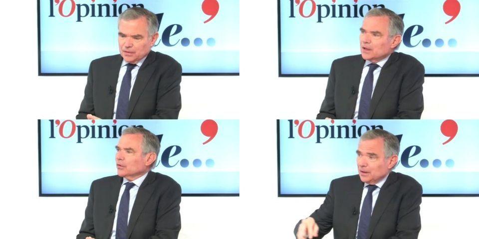 """Pour Bernard Accoyer, """"si Les Républicains ne se réinventent pas"""", le parti disparaîtra"""