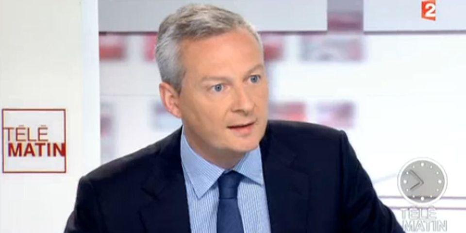 """Pour Bruno Le Maire, le droit de vote des étrangers est """"le dernier clou sur le cercueil de la Nation"""""""