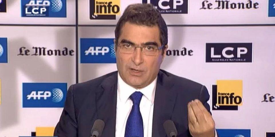 """Pour Christian Jacob, patron des députés UMP, """"le PS et le FN c'est la même chose"""""""