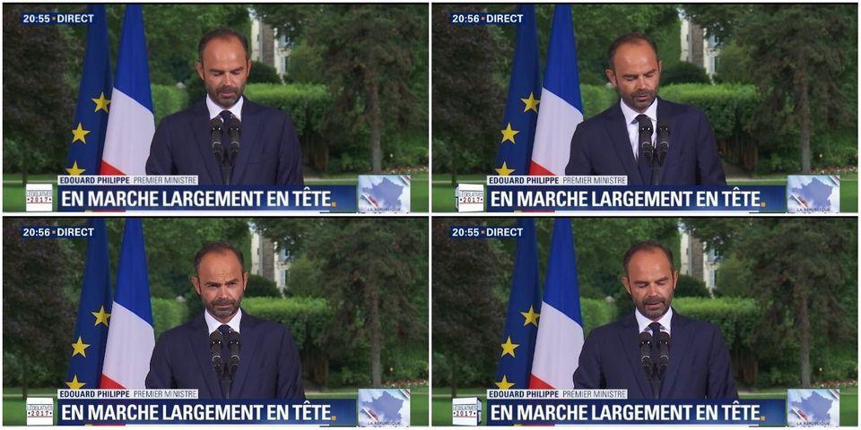 """Pour Édouard Philippe, les législatives """"confirment l'attachement"""" des Français """"au projet"""" de Macron"""