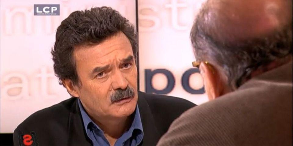 """Pour Edwy Plenel, """"le danger ce n'est pas Marine Le Pen, c'est Manuel Valls"""""""