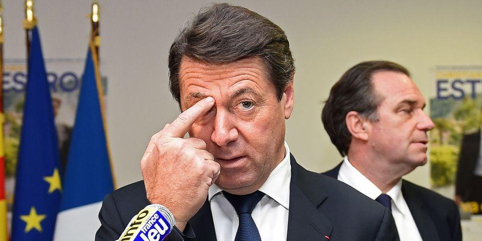 """Pour Estrosi, """"la droite n'est jamais allée aussi loin"""" que Macron en matière d'immigration et d'asile"""