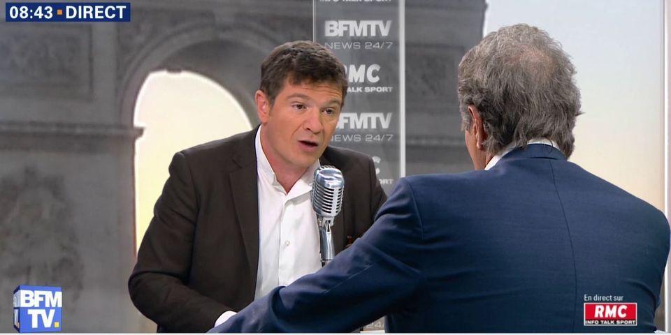 Pour expliquer que les électeurs de gauche peuvent venir voter à la primaire de droite, Benoist Apparu invoque… Bernard Kouchner