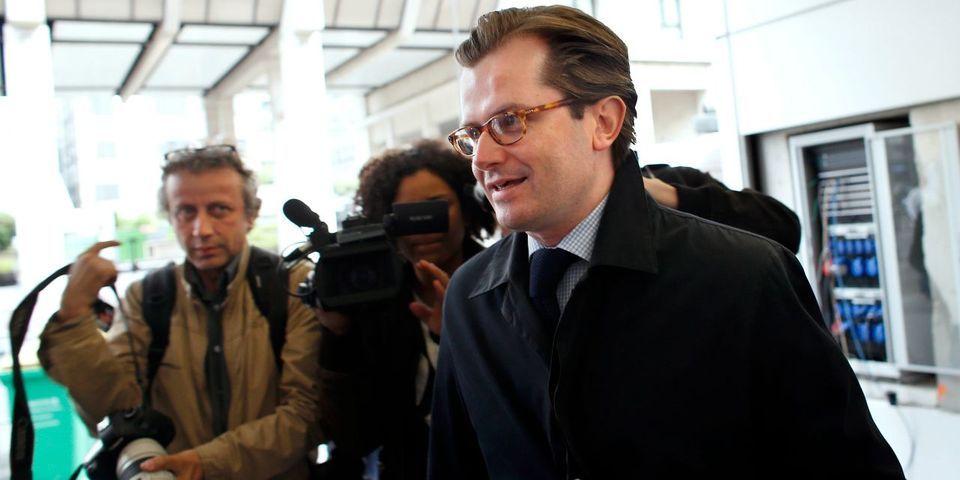 """Pour """"faire mentir Michel Houellebecq"""", le député LR Guillaume Larrivé publie son livre """"Insoumission"""""""