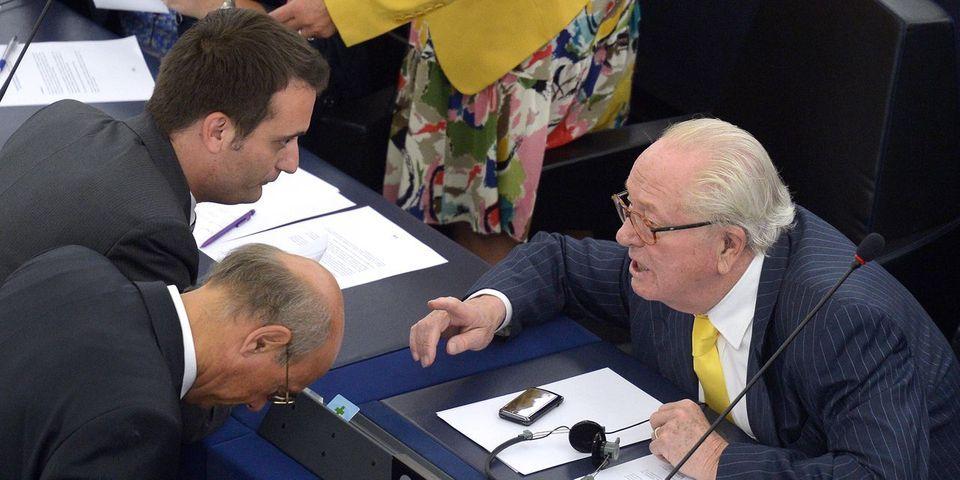 Pour Florian Philippot, il faut que Jean-Marie Le Pen parte de lui-même. Sinon…