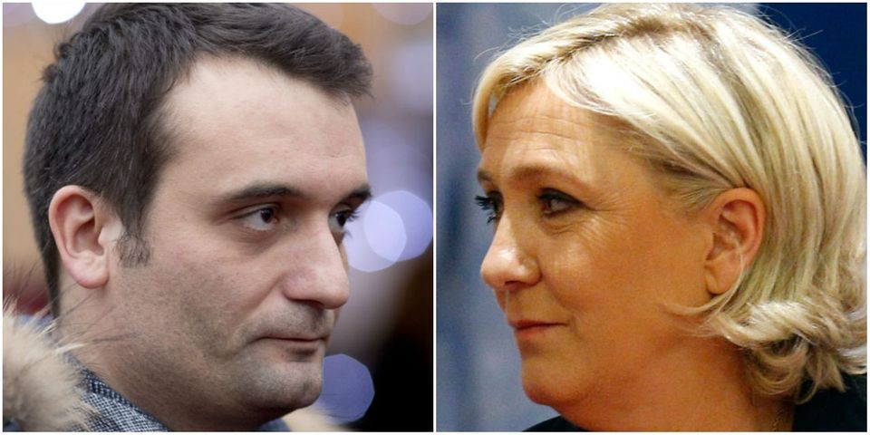 """Pour Florian Philippot, Marine Le Pen est """"décrédibilisée à jamais"""""""