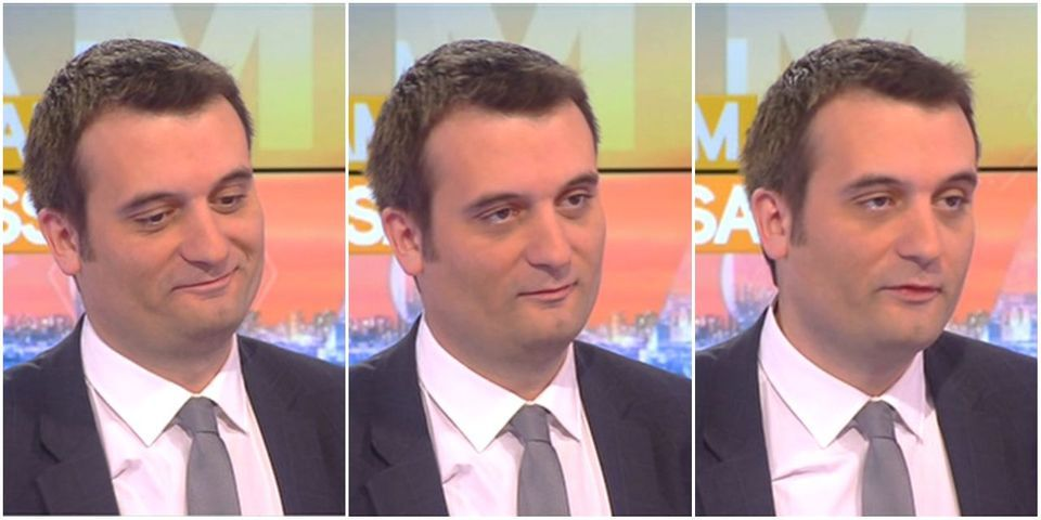 """Pour Philippot, quand Marion Le Pen relaye la vidéo de Chauprade malgré les injonctions de Marine Le Pen, c'est """"un acte de sympathie personnel"""""""