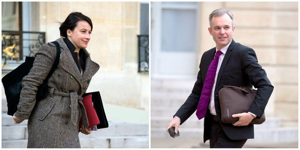 """Pour François de Rugy, Cécile Duflot """"signe un peu l'acte de décès d'Europe écologie-Les Verts"""""""