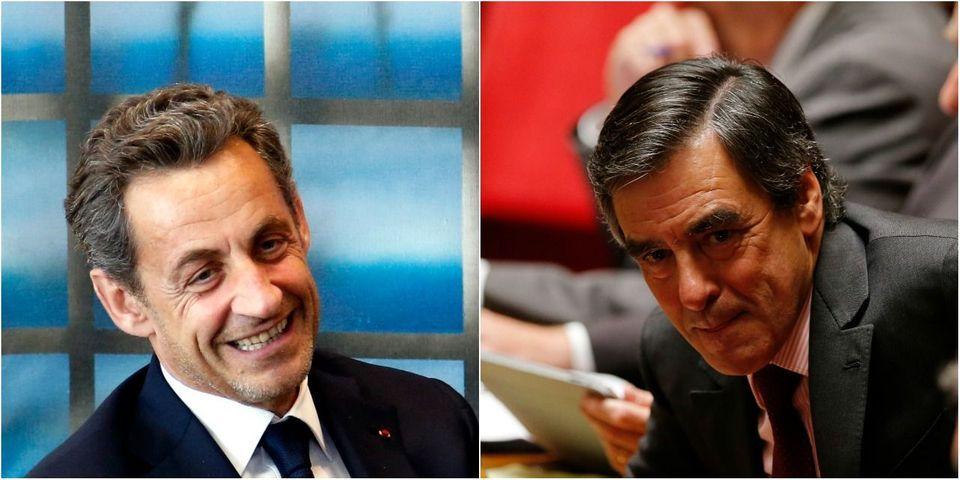 """Pour François Fillon, Nicolas Sarkozy n'a """"pas vraiment changé"""" : """"Il ne faut pas rejeter son passé"""""""