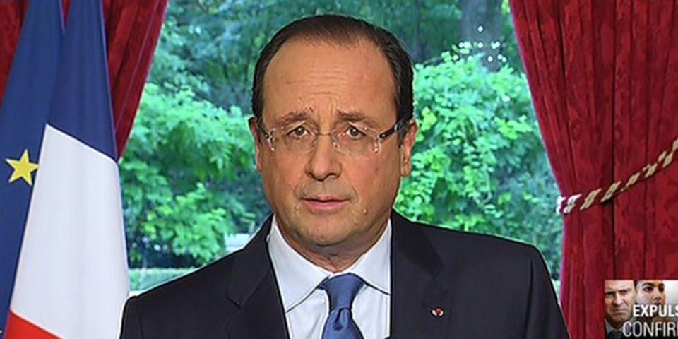Pour François Hollande, Leonarda peut revenir en France, si elle en fait la demande, mais sans sa famille