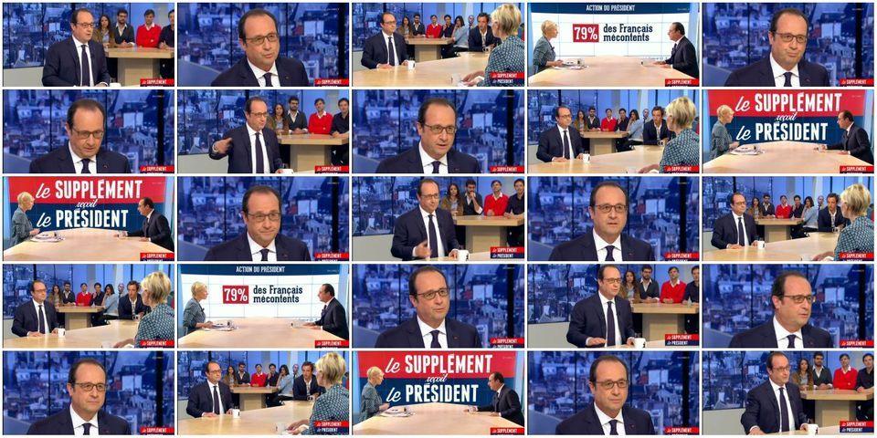 Pour François Hollande, Marine Le Pen parle comme le Parti communiste des années 70