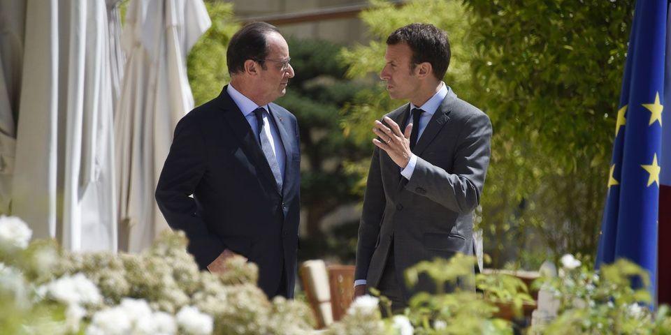 """Pour François Hollande, Martine Aubry était un peu """"le Macron de Mitterrand"""""""