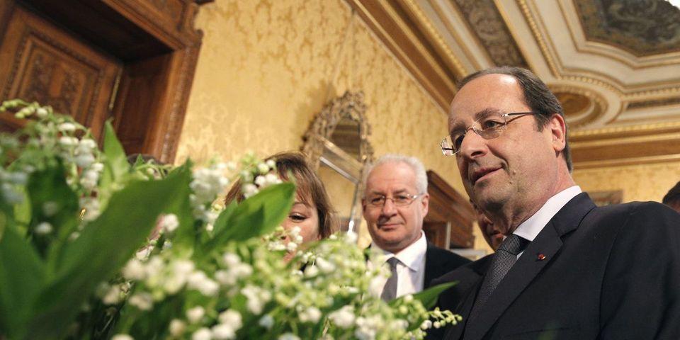 Pour François Hollande, puisque les sondages donnent toujours les mêmes résultats, ça ne sert à rien d'en faire