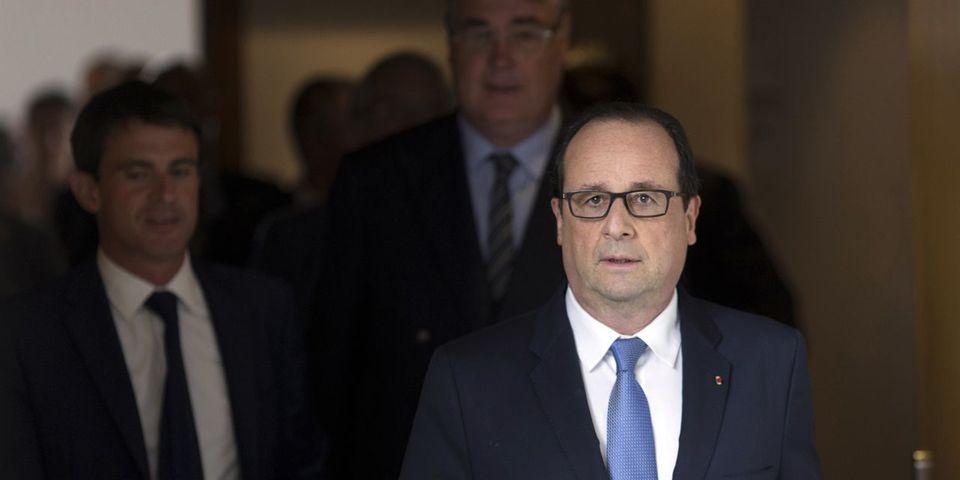 """Pour François Hollande, voir le FN au second tour de la présidentielle n'est """"pas un risque"""", mais """"une réalité"""""""