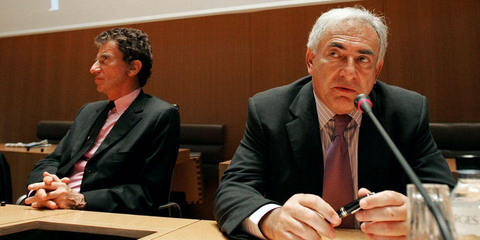 """Pour Jack Lang, Dominique Strauss-Kahn """"est le bienvenu"""" s'il veut revenir en politique"""