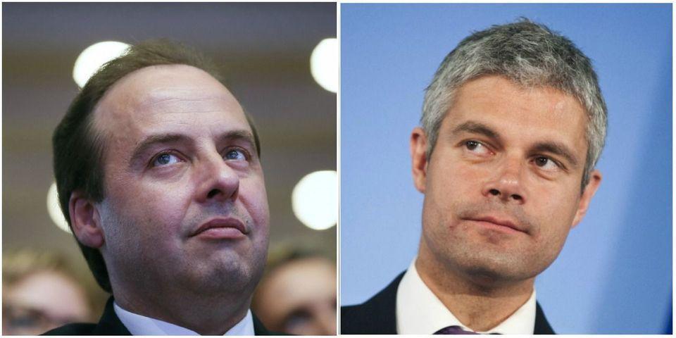 """Pour Jean-Christophe Lagarde, Laurent Wauquiez a des positions """"cryptolepénistes"""""""